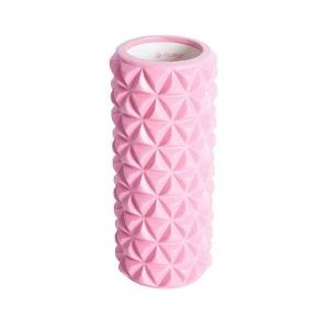 Массажный роллер Yoga Roller Pink P2I201540 PURE2IMPROVE
