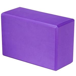 Блок для йоги Lilac AYB02PL ATEMI