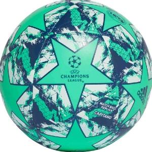 Мяч для футбола Adidas Finale RM Capitano Green/Blue DY2541