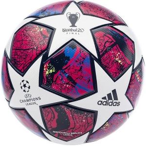 Мяч для футбола Adidas Finale IST LGE White/Pink FH7340