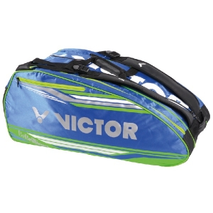 Чехол 7-9 ракеток Victor MultiThermoBag 9038 Blue/Green
