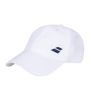Кепка Babolat Basic Logo White 5UA1221