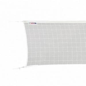 Сетка для волейбола KV.REZAC Amateur 2mm White 15935107