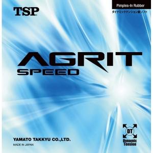 Накладка TSP Agrit Speed