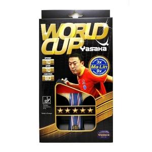 Ракетка Yasaka World Cup 5*