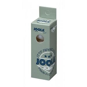 Мячи Joola 3* SL Flash 40+ Plastic x3 White