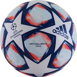Мяч для футбола Adidas Finale 20 Lge Cyan FS0256