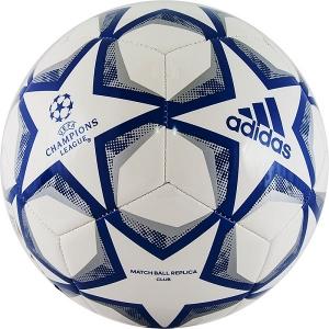 Мяч для футбола Adidas Finale 20 Club White/Blue FS0250