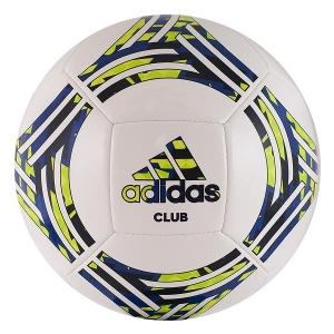Мяч для футбола Adidas Tango Club White/Blue/Green GH0065