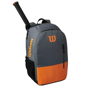 Рюкзак Wilson Burn Team Gray/Orange WR8009901001