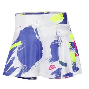 Юбка Nike Skirt W Court Slam White CK8422-100