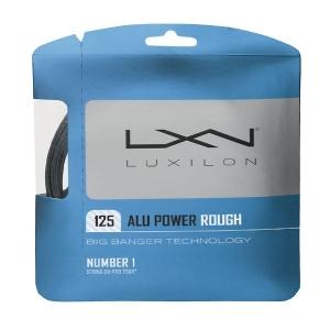 Струна для тенниса Luxilon 12m ALU Power Rough Gray WRZ995200