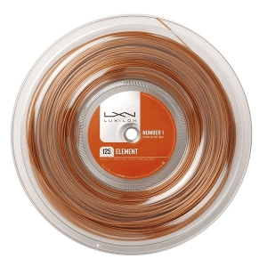 Струна для тенниса Luxilon 200m Element Orange WRZ9901