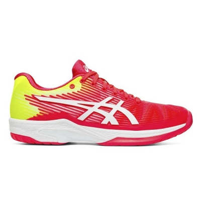 Кроссовки Asics Solution Speed FF W Red 1042A002-702