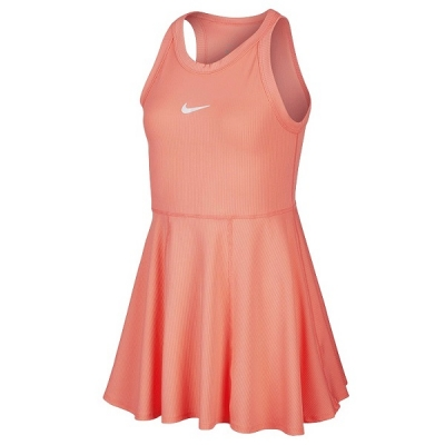 Платье Nike Dress JG Court Dri-FIT Coral CJ0947-655