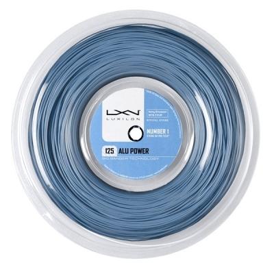 Струна для тенниса Luxilon 220m ALU Power Blue WRZ990100BL
