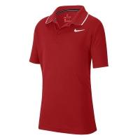 Поло Nike Polo Shirt JB Court Dri-FIT Bordo BQ8792-687