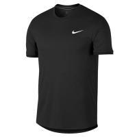 Футболка Nike T-shirt M Court Dri-FIT Black 939134-010