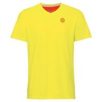 Футболка Bidi Badu T-shirt JB Evin Tech Round-Neck Yellow/Red B369003192