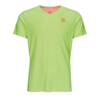 Футболка Bidi Badu T-shirt JB Evin Tech Round-Neck Light Green/Orange B369003191