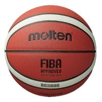 Мяч для баскетбола Molten BG3800 Brown/Beige
