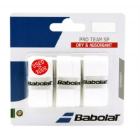 Овергрип Babolat Overgrip Pro Team SP x3 653042 White