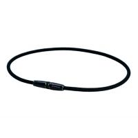 Ожерелье спортивное Phiten Rakuwa X100 Carbon TG6011 Black