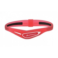 Браслет спортивный Phiten Rakuwa S Cross Red
