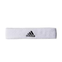 Повязка Adidas adiHB01-BK White