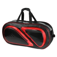 Сумка спортивная Adidas Pro Line Compact Bag Black/Red
