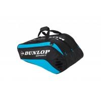 Чехол 7-9 ракеток Dunlop Bio Pro 10rtherm Blue