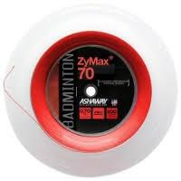 Струна для бадминтона Ashaway 200m Zymax 70 Red
