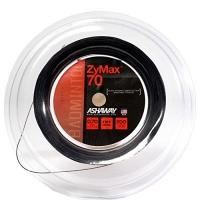 Струна для бадминтона Ashaway 200m Zymax 70 Black