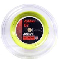 Струна для бадминтона Ashaway 200m Zymax 67 Yellow