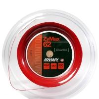 Струна для бадминтона Ashaway 200m Zymax 62 Red