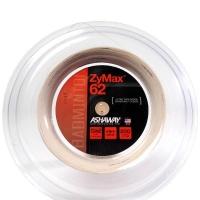 Струна для бадминтона Ashaway 200m Zymax 62 White