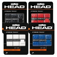 Овергрип Head Overgrip XtremeTrack x3 285124 Assorted