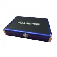 Чехол для ракеток Donic Case Aluminium Box Black/Blue