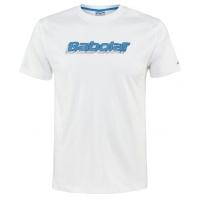 Футболка Babolat T-shirt M Training Basic 40F1482 White