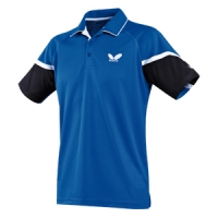 Поло Butterfly Polo Shirt JB Xero Blue
