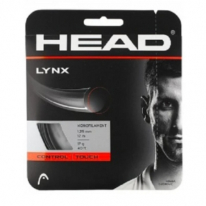 Струна для тенниса Head 12m LYNX Anthracite