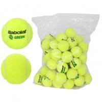Мячи для большого тенниса Babolat Green Polybag x72 512005