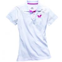 Поло Butterfly Polo Shirt W Pure White
