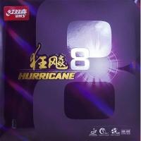 Накладка для настольного тенниса DHS Hurricane 8 Mid