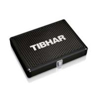 Чехол для ракеток Case Tibhar Alum Cube Black