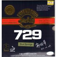Накладка для настольного тенниса Friendship 729 FX Blue Sponge