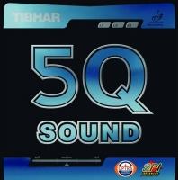 Накладка для настольного тенниса Tibhar 5Q Sound