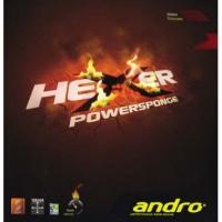 Накладка для настольного тенниса ANDRO Hexer Powersponge