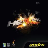 Накладка для настольного тенниса ANDRO Hexer