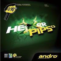 Накладка для настольного тенниса ANDRO Hexer Pips Plus